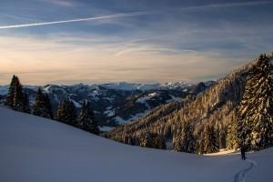 Skitour am Bärenkopf